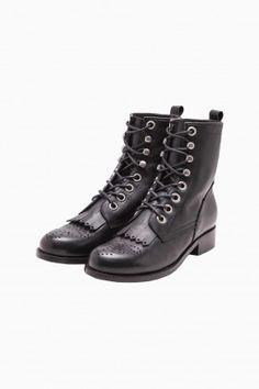 boots noir jonak 2857