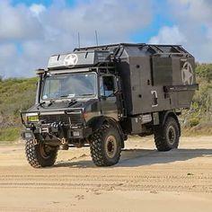 Off Road Camper, Truck Camper, Camper Van, Van 4x4, Overland Trailer, Mercedes Benz Unimog, Expedition Vehicle, 4x4 Trucks, Motorhome