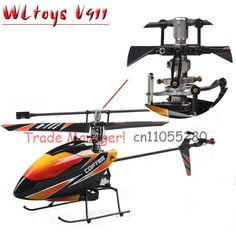 Free shipping Upgrade metal aluminum V911 2.4G 4CH rc helicopter Outdoor V911 wl toy rc toys gift v911-1 //Price: $53.63 & FREE Shipping //     #RCQuadcopter
