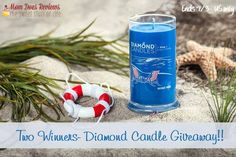 I want to be 1 of 2 #Winners Diamond Candle! #celebrate 50K twitter  w/ @pamelamaynard  http://www.powered-by-mom.com/diamond-candle-giveaway-2/