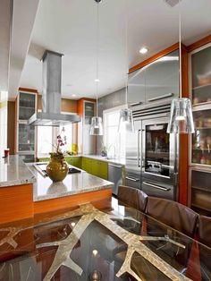 kitchen by Lloyd Architects http://www.houzz.com/photos/315677/Logan-Canyon-House-contemporary-kitchen-salt-lake-city