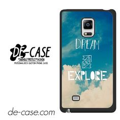Dream And Explore DEAL-3712 Samsung Phonecase Cover For Samsung Galaxy Note Edge