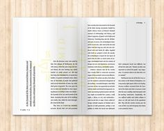 TERRA magaizne by Ewelina Rosinska, via Behance