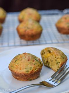 These healthy cheese and veggie muffins for toddlers are simply delicious and nutritious. Perfect for kids lunchboxes, picnics or even potlucks!