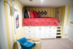 small space kids room
