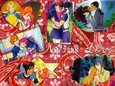 winx club couples - Bing Images