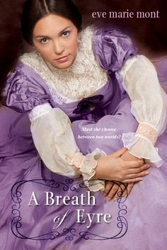 A Breath of Eyre was full of very powerful imagery and passages. I loved how the accidents and something greater wove a clever mystery for Emma to solve. Chapter 23 was particularly riveting and stood out to me and I admired Mont for not only retelling and taking liberties with Jane's story but I also admired her for telling Emma's story.