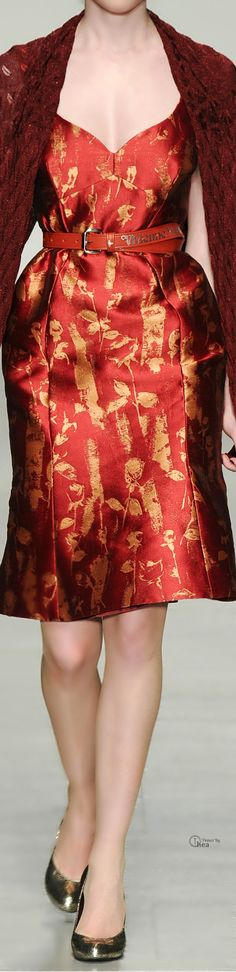 Vivienne Westwood Red Label ● Fall 2014