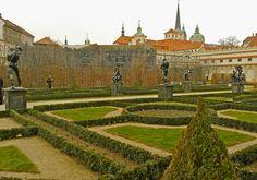 Garten des Palais Waldstein