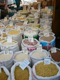 Local market, Almaty, Kazakhstan.  (c) Copyright Lup Keen Ng.