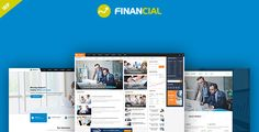 Financial v1.0.0 - Business and Financial WordPress Theme