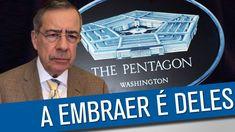 Temer vende Força Aérea ao Pentágono - YouTube