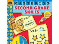 Math Activities - Mastering Skills takes a fresh approach to the mastery of grade-specific skills. Each book uses a wide range of activities to spark students' interest in learning. As students complete the activities,