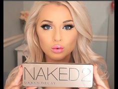 Urban Decay Naked 2 Palette Make-up Tutorial - Top MakeUp Trends 2020 Eye Makeup, Kiss Makeup, Makeup Tips, Hair Makeup, Contouring Makeup, Makeup Hairstyle, Hairstyle Ideas, Hairstyles, Makeup Trends