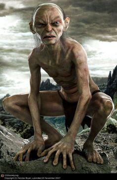 24 Gollum Ideas The Hobbit Gollum Smeagol Lord Of The Rings