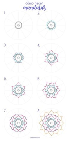 Most current Snap Shots drawing tutorial mandala Strategies Desire to learn to draw? Whether you're a novice searching for some t Mandala Doodle, Mandala Mural, Easy Mandala Drawing, Mandala Art Lesson, Simple Mandala, Mandalas Drawing, Mandala Dots, Mandala Painting, Doodle Art