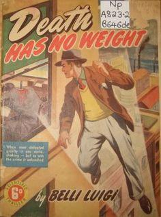 Belli Luigi, Death Has No Weight