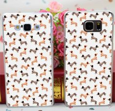 Dachshund Sausage Dog Weiner Protective Cover Case for Samsung Note 2 3 4 5 for Galaxy A3 A5 A7 A8 series http://www.wish.com/c/57c6c1dac9bf192b200980ee