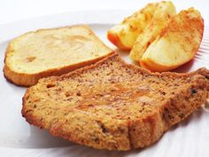 Sugar Free Sweet and Buttery Paleo Bread