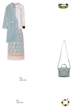 """""""Grace"""" by zoechengrace on Polyvore featuring Tsumori Chisato, Issa, 3.1 Phillip Lim, Acne Studios, Bottega Veneta, GameWear and 1st & Gorgeous by Carolee"""