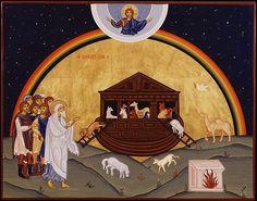 Icon - Noah's Ark