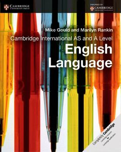 Preview Cambridge International AS and A Level English Language  Preview…