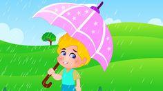 Rain Rain go Away Nursery Rhyme with Lyrics