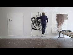 George Condo Interview: The Way I Think - YouTube