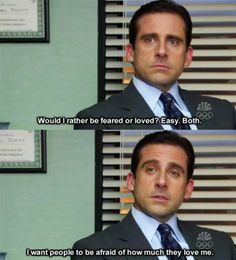 the office. i miss michael scott.
