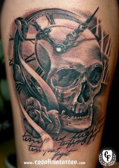 tatuajes relojes dali - Buscar con Google