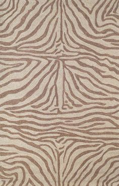 Trans-Ocean Imports RVL46203319 Ravella Collection Brown Finish Everywear Rug
