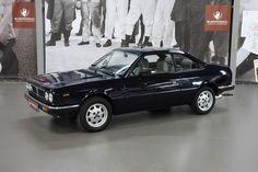 Nederlandse auto, ongerestaureerd, Lancia Beta 2000 Coupe, Coupé, 2e eigenaar, blauw, weinig kilometers