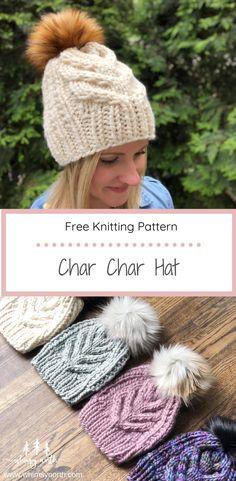 Cable Knitting, Cable Knit Hat, Knitting Yarn, Free Knitting, Cable Needle, Knitting Needles, Baby Knitting Patterns, Crochet Patterns, Knit Headband Pattern