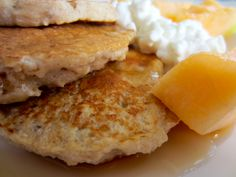 Light Banana Pancakes and a Make-Ahead Breakfast Idea Home Beccanomics