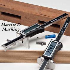 Digital Marking/Mortise Gauge by Garrett Wade