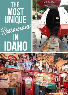 Travel | Idaho | onlyinid | Wallace | Restaurant | Dining | Places to Visit | Attractions | Weird