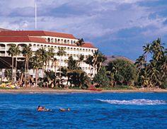 Lahaina Shores Beach Resort, Maui, Hawaii