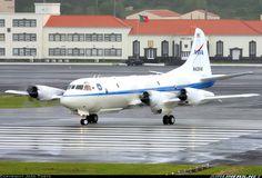 NASA Lockheed P-3B Orion #aviation #military #aircraft #lockheed