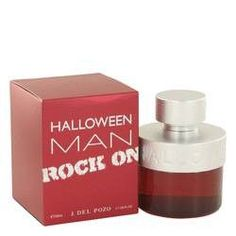 Halloween Man Rock On Eau De Toilette Spray By Jesus Del Pozo