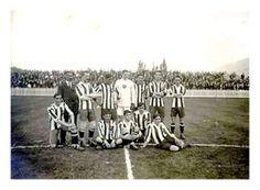 EQUIPOS DE FÚTBOL: ATHLETIC CLUB DE BILBAO 1913 Inauguración Estadio San Mamés