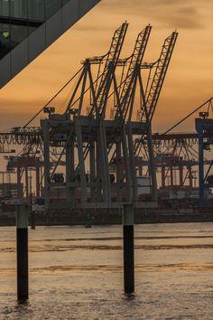 Hamburger Hafen | Bildschönes Hamburg