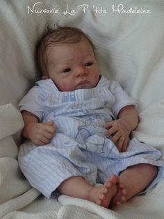 Reborn baby doll *Romeo* by Natali Blick