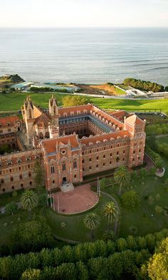 Universidad Pontificia de Comillas, Cantabria, Spain