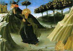 Het Leven van de Heilige Antonius