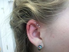 forward helix piercing. i have this, and i love mine!