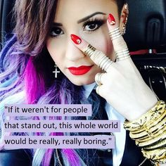 Demi Lovato Self Esteem and Body Image Inspirational Quotes