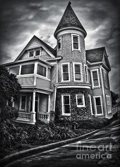 Haunted House is a must for the location!