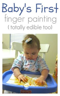 babys first finger