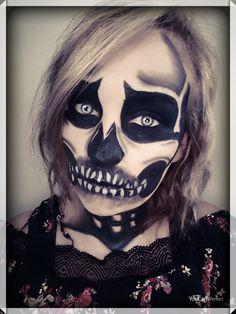 Make up Halloween !