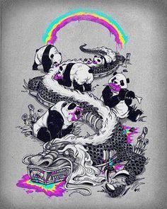 Pandas asesinos